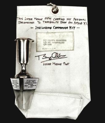 Aldrin communion